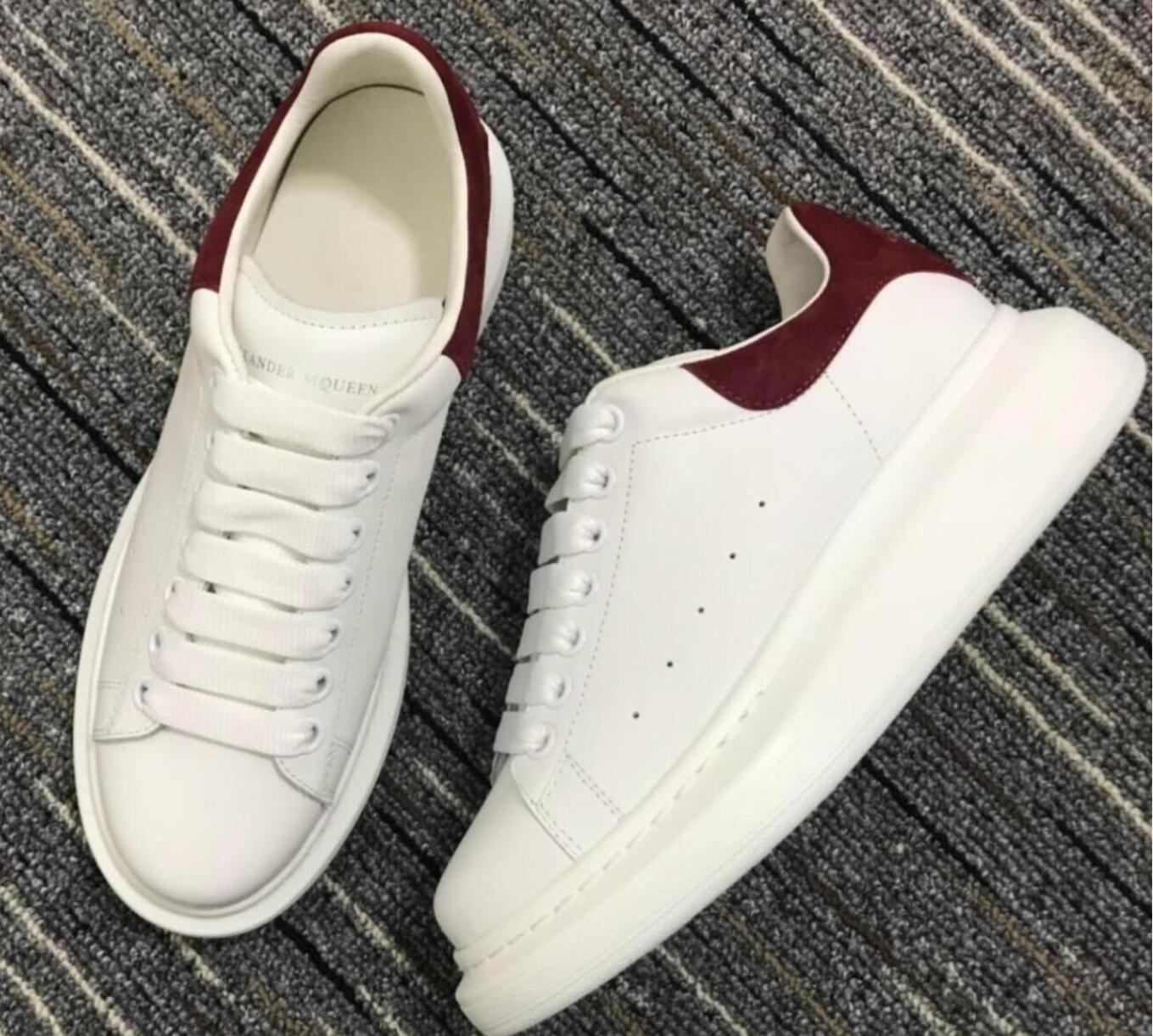 e8000a72739 High Top Most Comfortable Footwear Fe King White Hf Black Back Platform  Shoes Flat Mc Casual Shoes Lady Black Pink Gold Women White Sneakers NZ  2019 From ...