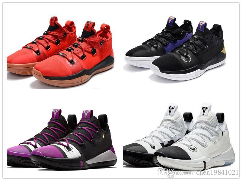 1321850acde5 New Kobe Black Toe Basketball Shoes High Quality Kobe Bryant EP Mamba Day  Sports Sneakers With Box For Sale Cool Basketball Shoes Women Basketball  Shoes ...