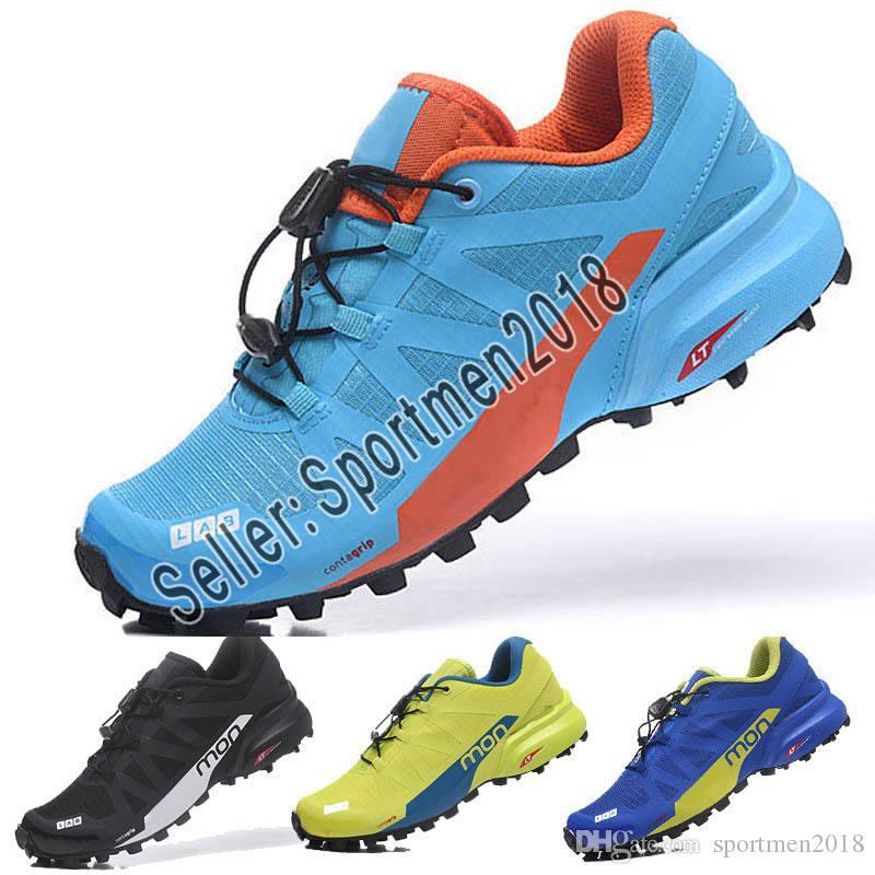 Turnschuhe Zapatos 5 Wasserdichte Women Speedcross Shoes Salomon Men Freizeitschuhe V Frau Designer Cs Trail Navy Solomon Leichte uTOPkZiX