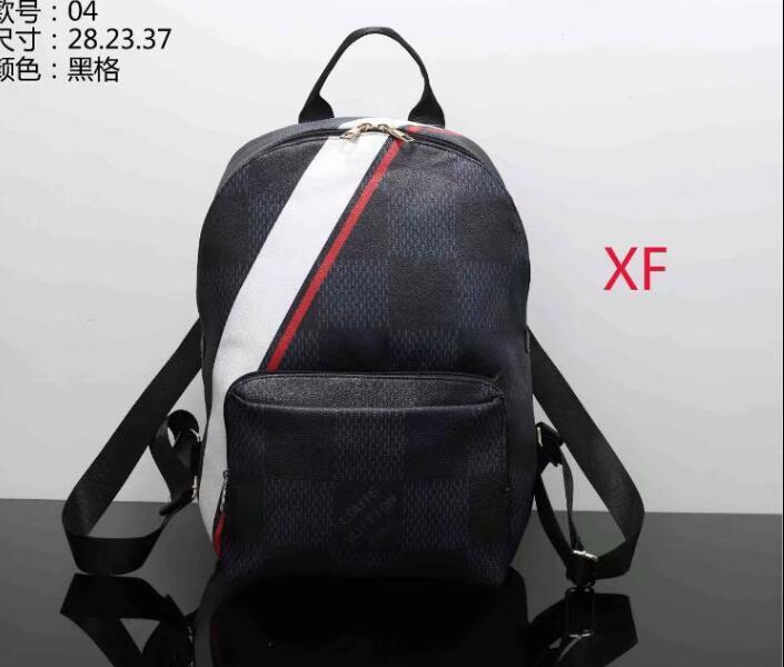 dab1d1aab5 2019 Louis Vuitton New Men's Brassiere Slant Single Shoulder Brassiere  Front Bag Leisure Bag Small Backpack Men's Trendy Bag A1316