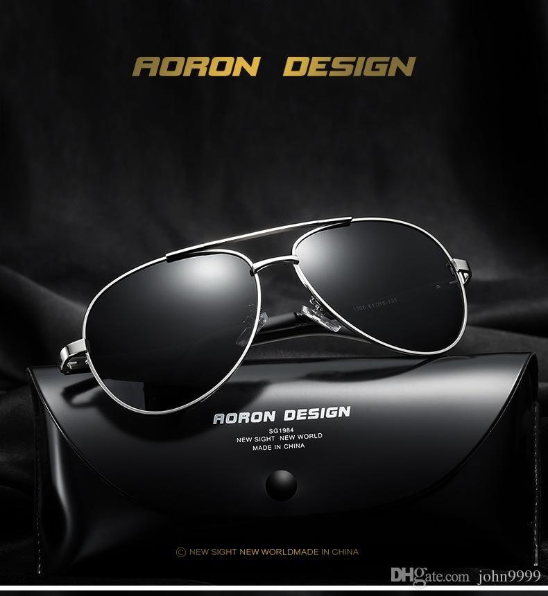 355ad918e56 New Fashion Sunglasses Colorful Glasses Toad Aluminum Magnesium Polarized  Lens Driving Mirror 1306 Fashion Glasses Polarized Sunglasses Driving Mirror  ...