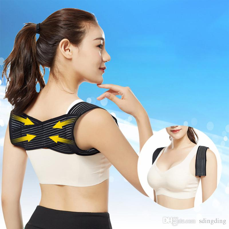 b27ff4cda341 Back Posture Corrector for Women & Men Effective and Comfortable Neck Pain  Relief Posture Brace Upper Back Brace VT1028