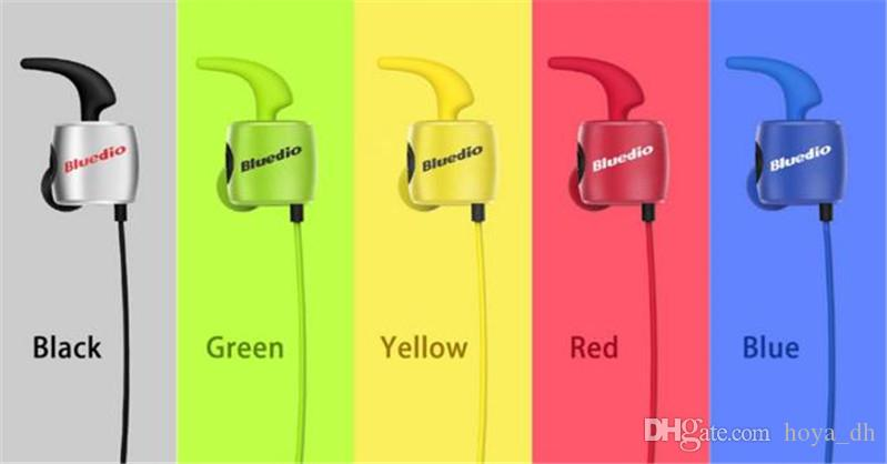 Neck and In-ear TM bluetooth wireless headset new style have packing headphones high quality earphones for cell phones