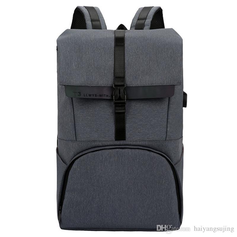 5c30ac1562 Men Backpack Bag Brand Laptop Notebook Mochila Male Waterproof Back ...