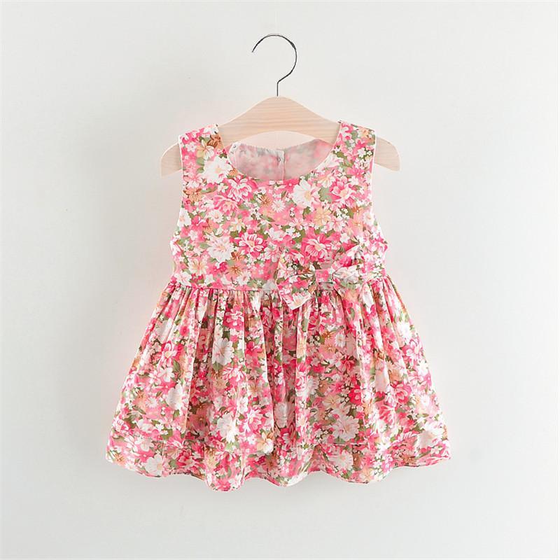 Kinder Mädchen Kleider Frühjahr/sommer Kinder Kleidung Baby Mädchen Prinzessin Spitze Kleid Blumen Gaze Kleider Fashion Party Kleidung Home