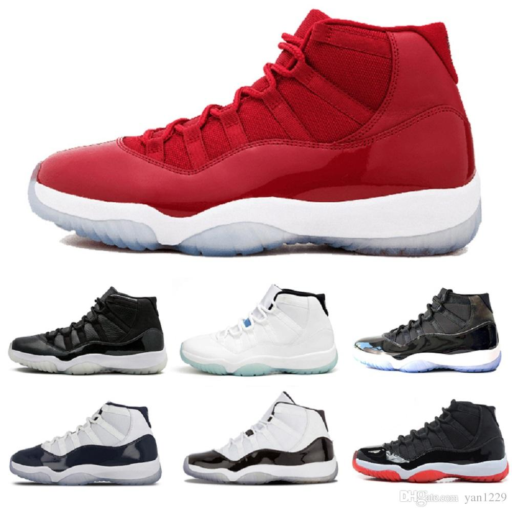 a157d6a4b23694 11 11s XI Platinum Tint Sneakers Mens Basketball Shoes Cap Gown Prom ...
