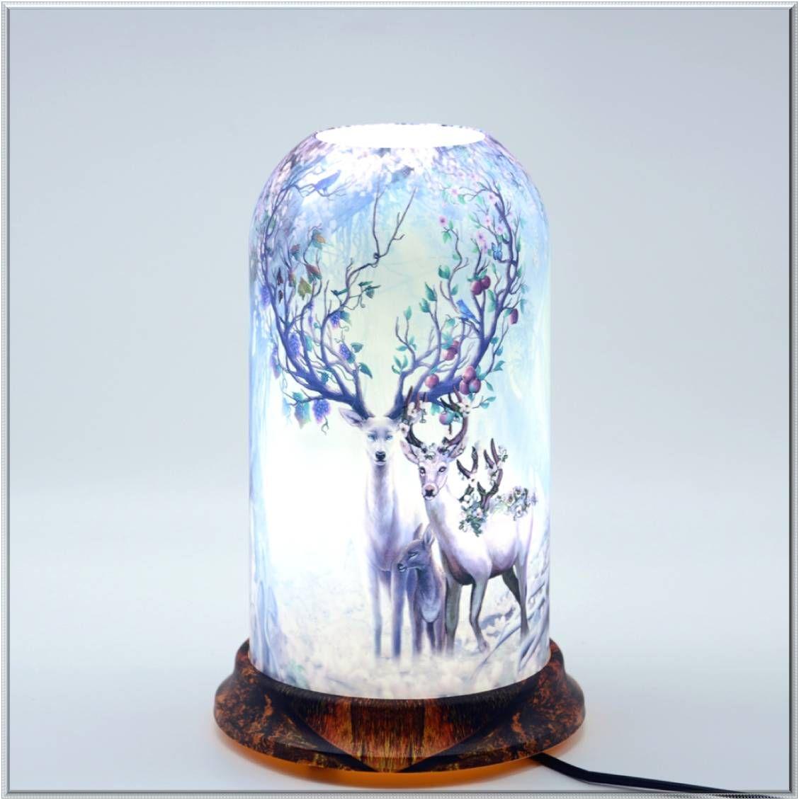 Lampe Agent Ornements Art Qinyuanpersonalizedsérie Soutien D 0024Livraison Un De Table CxedBor