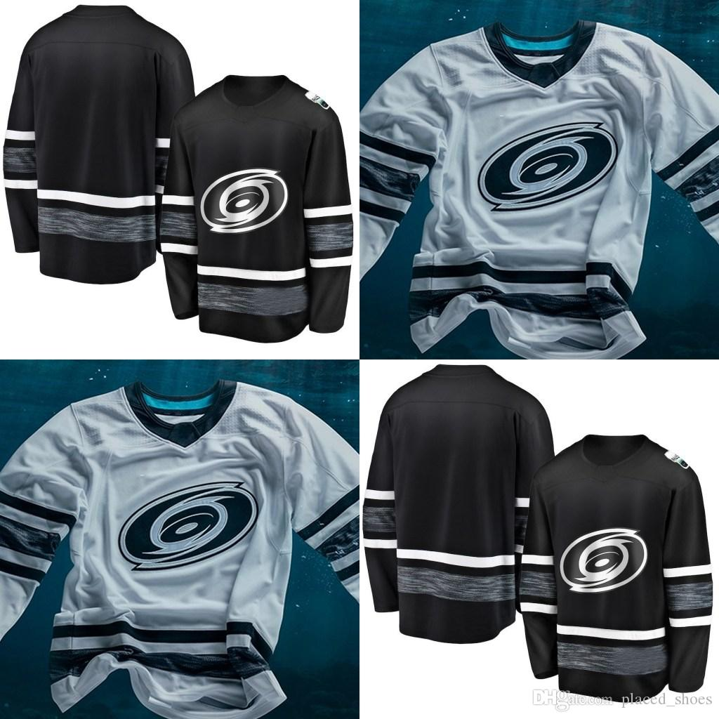 2019 2019 All Star Game Jersey Men Carolina Hurricanes 20 Sebastian Aho 71  Lucas Wallmark 79 Micheal Ferland 14 Justin Williams Hockey Jerseys From ... 45a05a91e92