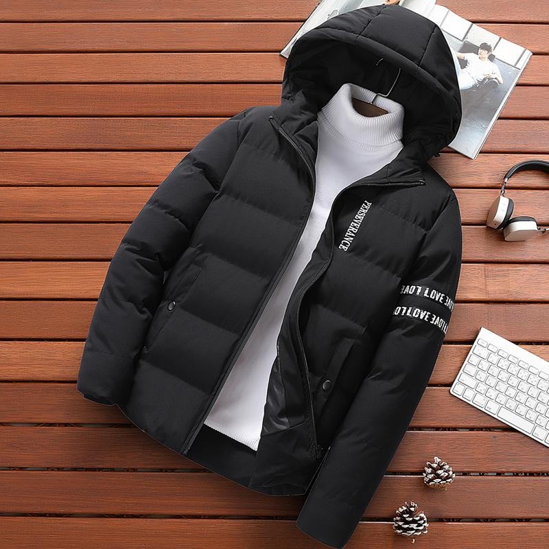 Winter Jacket Men Clothes 2018 Korean Thick Warm Hooded Coat Plus Size 6xl 7xl Jackets Parka Chaqueta Invierno Hombre ZL1023
