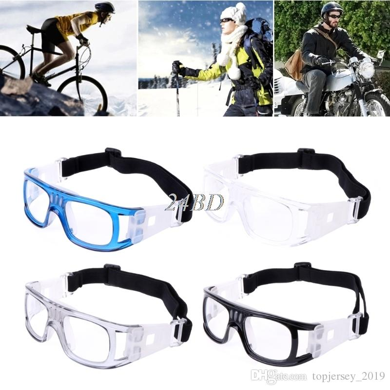 174166feb14 Sport Eyewear Protective Goggles Glasses Safe Basketball Soccer ...