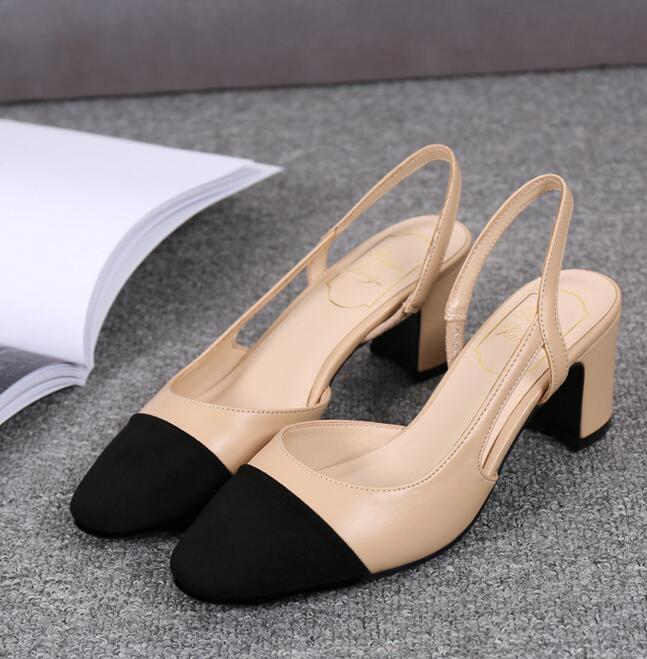 11346b7b798 Most Trendy 2019 New Spring Summer Spell Colors Women Shoes Fashion ...