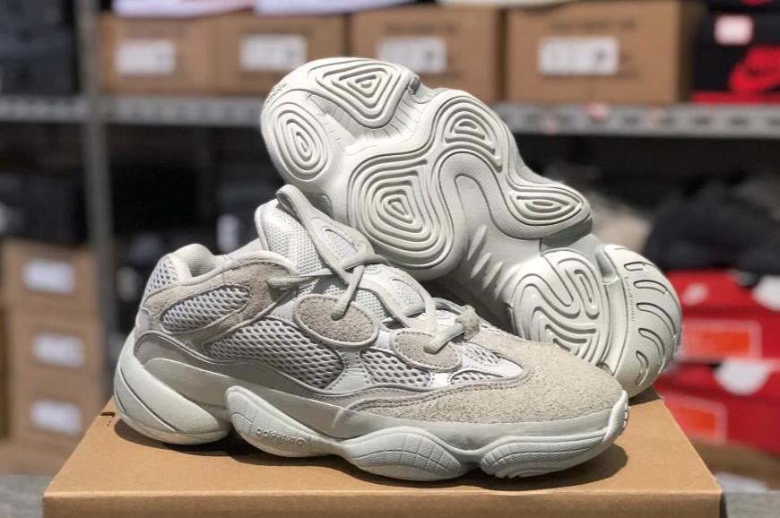 ca9e540597f6 Wave Runner 500 Kanye West Desert Rat 500 Utility Black Super Moon Yellow  Blush Salt Men Women Runner Shoes For Desert Rat 500 Cute Shoes Mens Shoes  Online ...