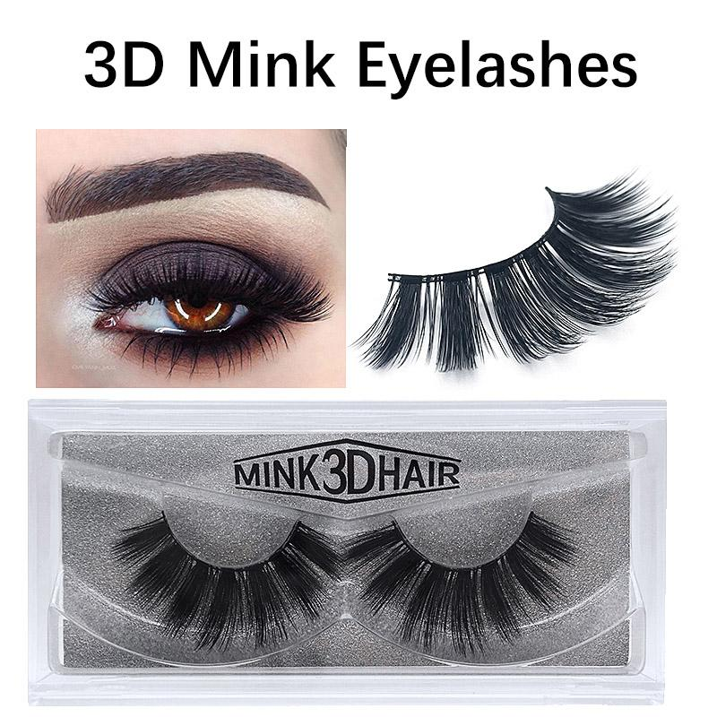 fc1ae81a29e Mangodot Fake Lashes 3D Mink Eyelashes Luxury HandMade Cilios Long Lasting  Volume Lash Extension Reusable False Eyelashes Eyelash Extentions Eyelash  Perming ...