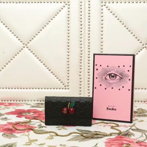 eb4242bbba1 Signature Series Cherry Mini Handbag 481291 REAL LEATHER ICONIC BAGS ...