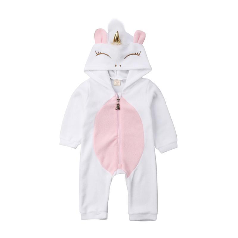 Neugeborenes Baby Scherzt Spielanzug-Overall-Bodysuit-Kleidungs-Ausstattung