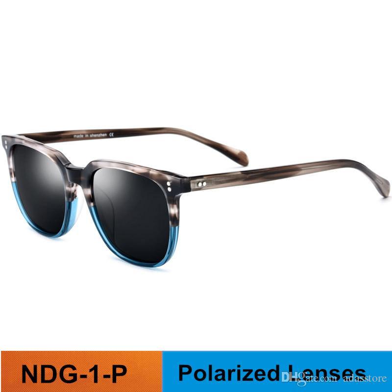 6922ac13294b Classic Sqaure Style Polarized Sunglasses Men NDG Brand Design Oliver  Peoples Sun Glasses Eyewear Driver Glasses Gafas De Sol Mujer Reading  Glasses ...