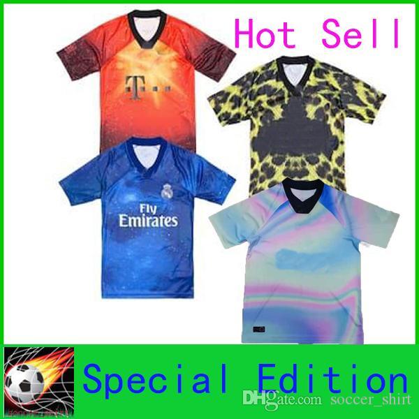 f3aff0480 New EA SPORTS POGBA Man UTD Soccer Jerseys Thailand MODRIC MARIANO ...