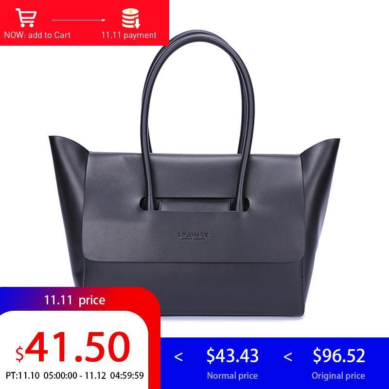 b6d081ed514 2019 Fashion LY.SHARK Bag For Women 2018 Luxury Handbags Women Bags Genuine  Leather Women Handbag Female Shoulder Bag Ladies Handbags