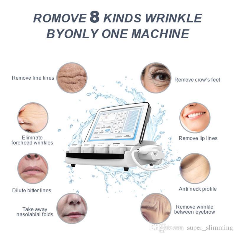 hifu ultrasound face machine portable hifu machine 3D woman skin care SKIN REJUVENATION Anti-Aging Tightening Facial 3D HIFU