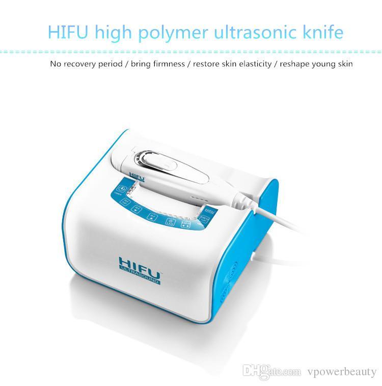 Love Tong Yan machine beauty equipment Korean version of household HIFU eye  facial anti-aging blue and white non-invasive import instrument