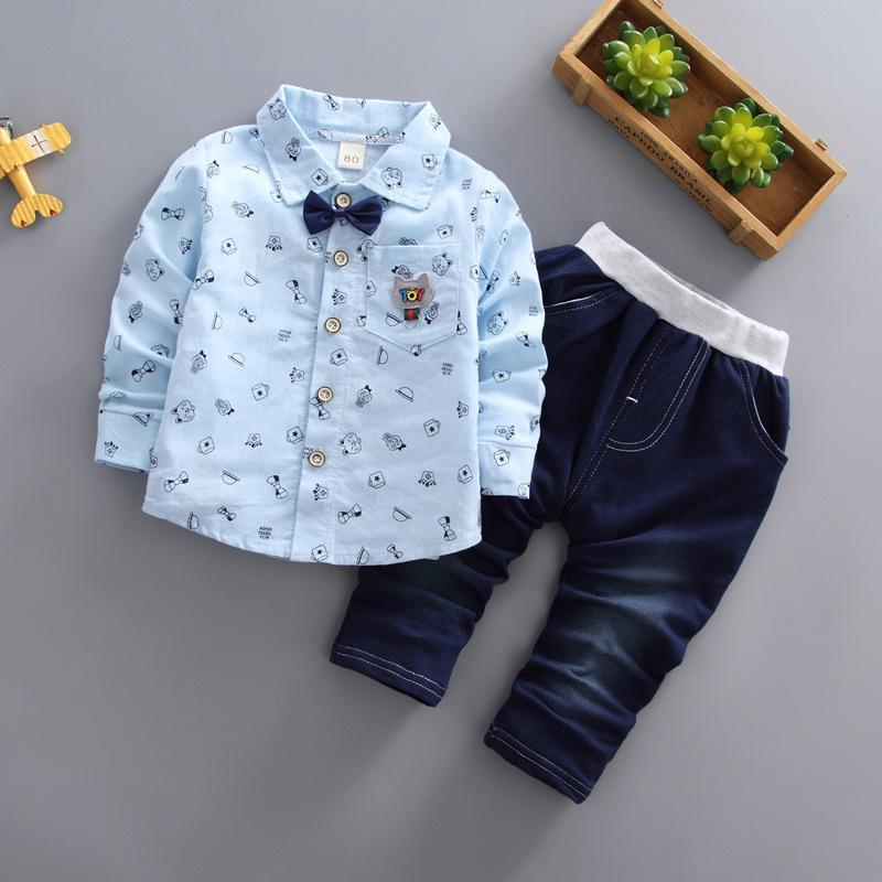 e30b50cf4 children boys clothing set spring autumn boys clothes t-shirt+pant 2pcs  fashion outfit kids clothes suit for boys clothes set