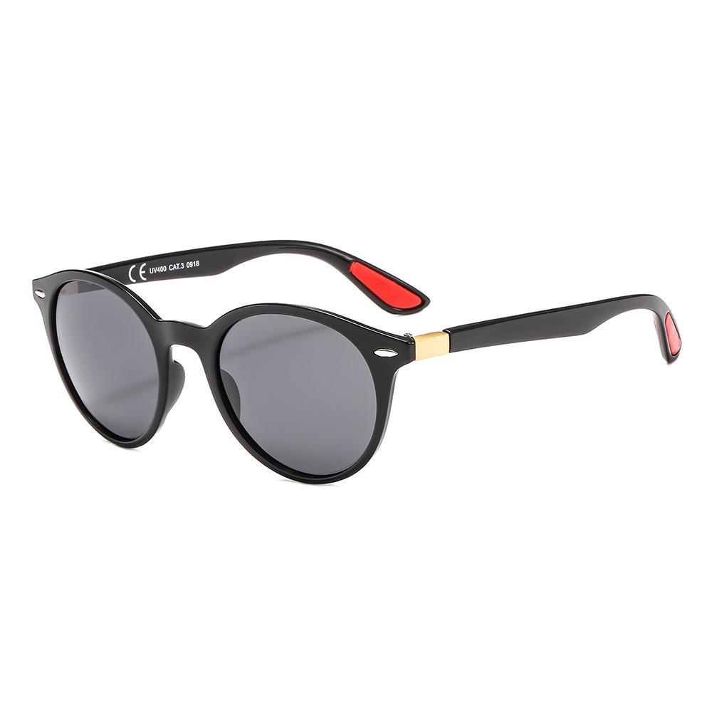 d211314db6 Wholesale Fashion Polarized Sunglasses Women Men Round Mirrored Lens Frame  Shades Unisex Vintage Eyewear UV400 JH9031 Police Sunglasses Serengeti  Sunglasses ...
