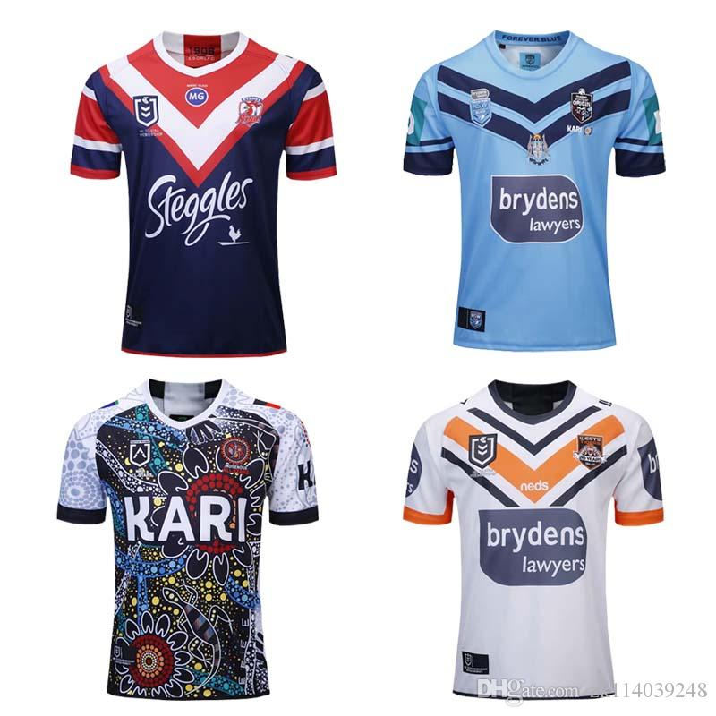 c31fd4afdb1 2019 18 19 Rugby Jerseys Irish IRFU NRL Munster City Rugby League Jersey  Alternative Leinster 2018