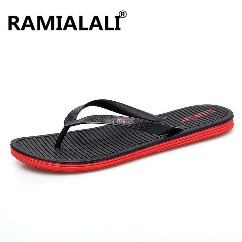766e3f233b46 Cheap Summer Men Flip Flops Bathroom Slippers Men Casual PVC EVA Shoes  Fashion Summer Beach Sandals Zapatos Hombre Ankle Boots For Women Italian  Shoes From ...