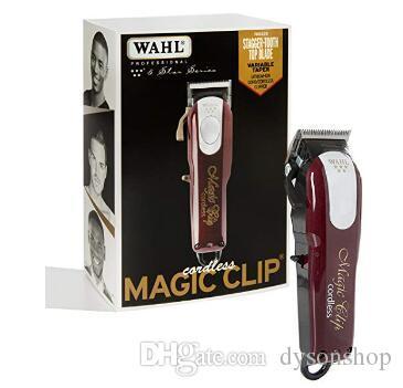 f53e9f191 Compre Wahl Profissional 5 Star Cord Cordless Magic Clip # 8148 Ótimo Para  Barbeiros E Estilistas Precision Cordless Fade Clipper Carregado Com  Recursos De ...