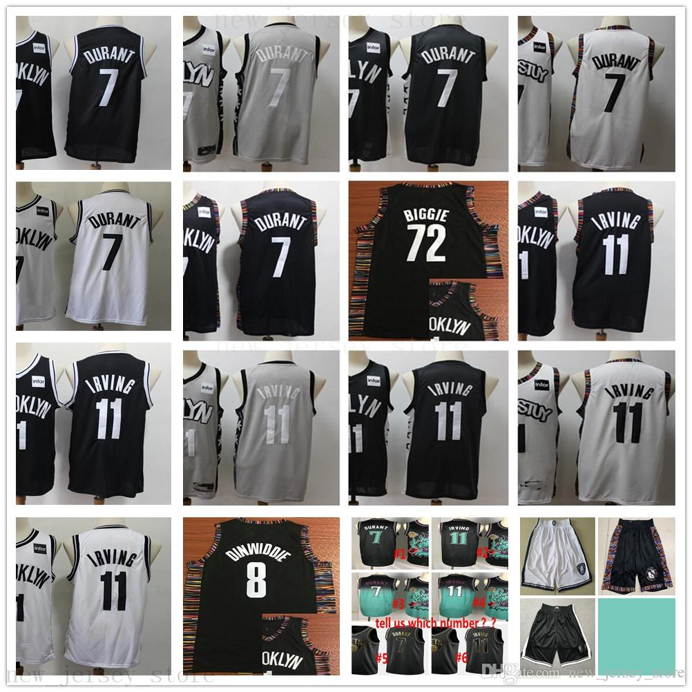 Cheap Wholesale Stitched Jerseys Top Quality 2020 Mens New White Black City Jerseys Man size S M L XL XXL Free Shipping
