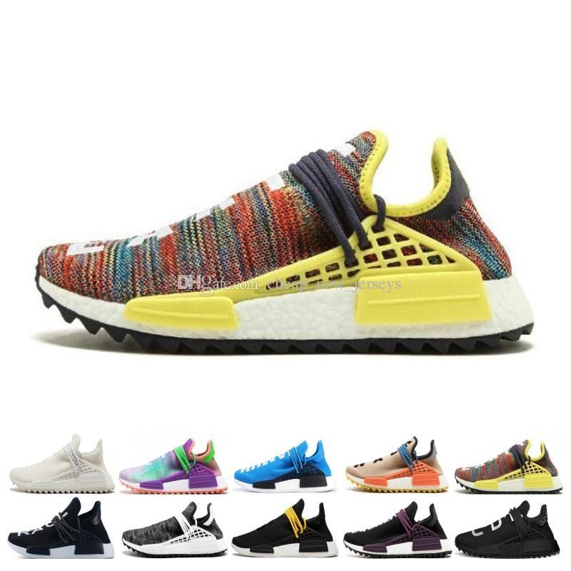 94d60f9321647 Hot Human Race Trail Running Shoes Pharrell Williams Hu Runner Nerd ...