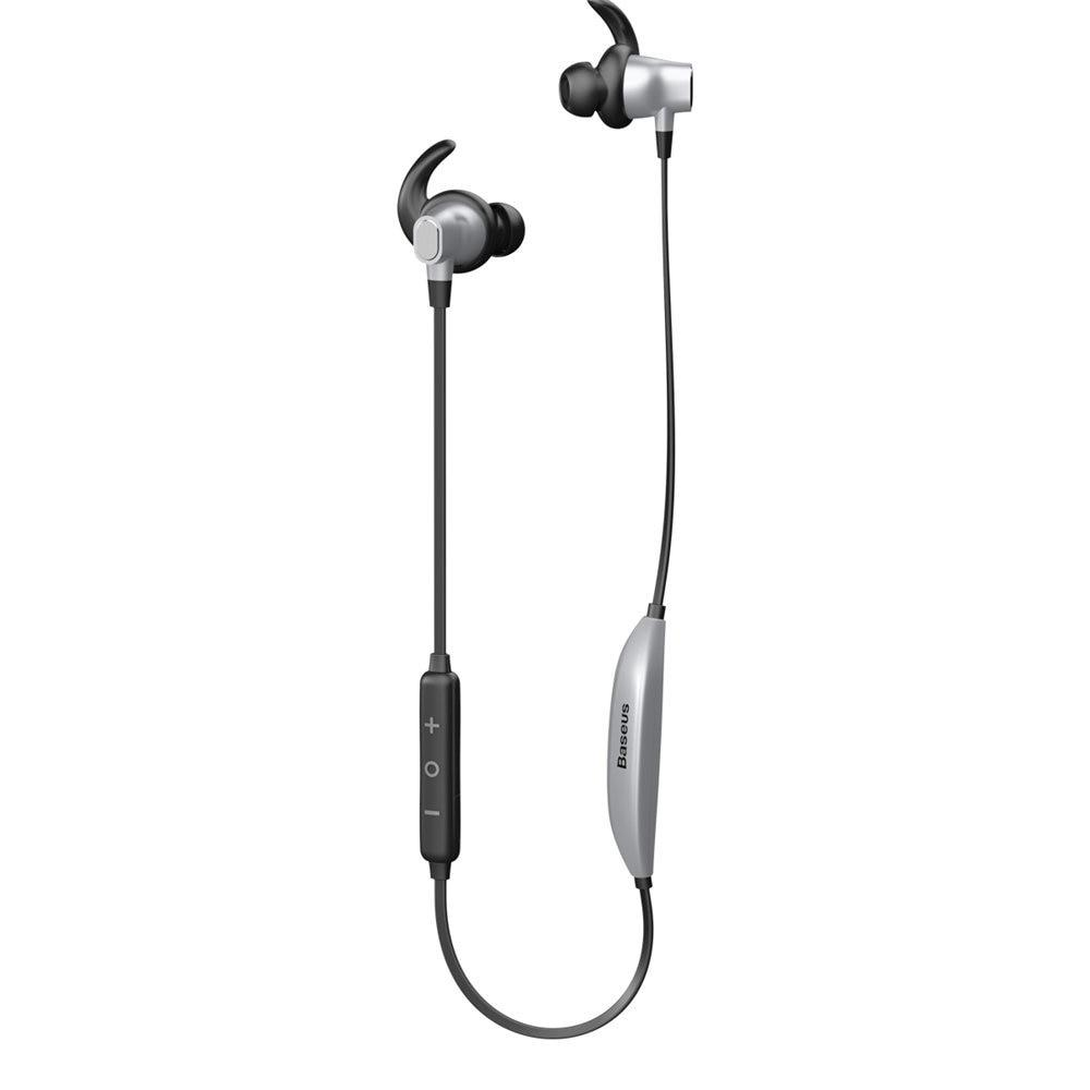 new concept c7257 dd4e3 Baseus Magnetic Bluetooth Earphone Wireless Call Vibration Stereo Earbuds  Waterproof Sports Headset With Mic For xiaomi iPhone