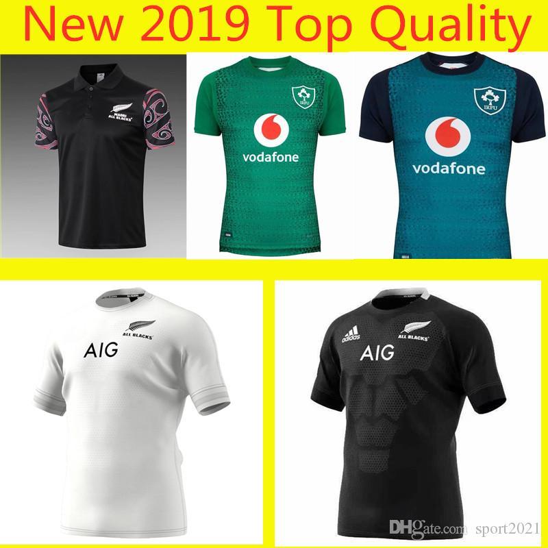 90885ef5b2932 2019 New 2019 All Blacks Ireland NRL Maori All Blacks Home Away Quick  Drying Size:S 3XL T Shirt From Sport2021, $19.8 | DHgate.Com