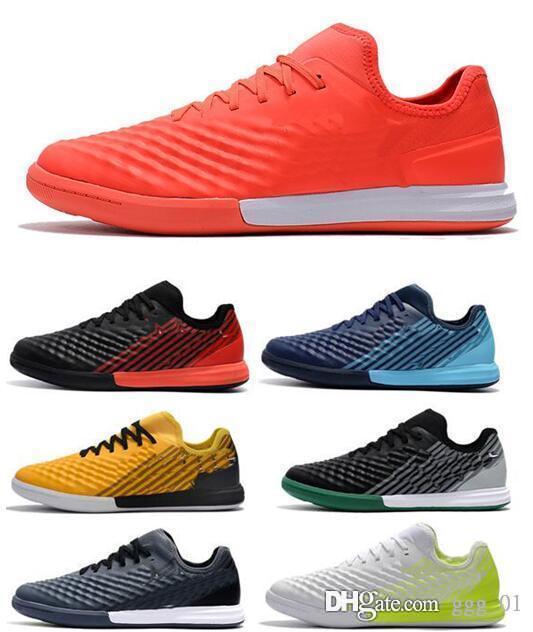 96abfff43 2019 New Cheap ACC Cristiano Ronaldo Magista II IC TF Mens Soccer Shoes  Magista X Futsal Indoor Men Magista Obra Soccer Cleats Football Boots From  Ggg_01, ...