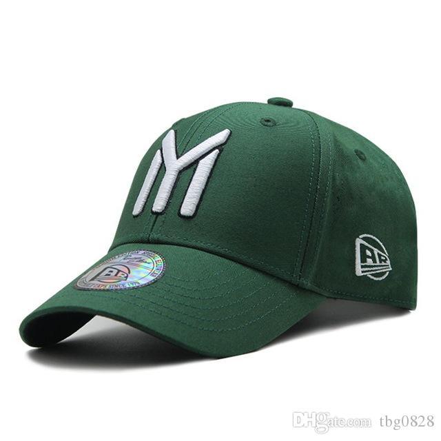 493bdef6bd9dc1 2019 New Baseball Cap Men Women Baseball Caps Hip Hop Street Style Cap  Snapback Bone Youth Unisex Casquette Custom Baseball Hats Army Hats From  Tbg0828, ...