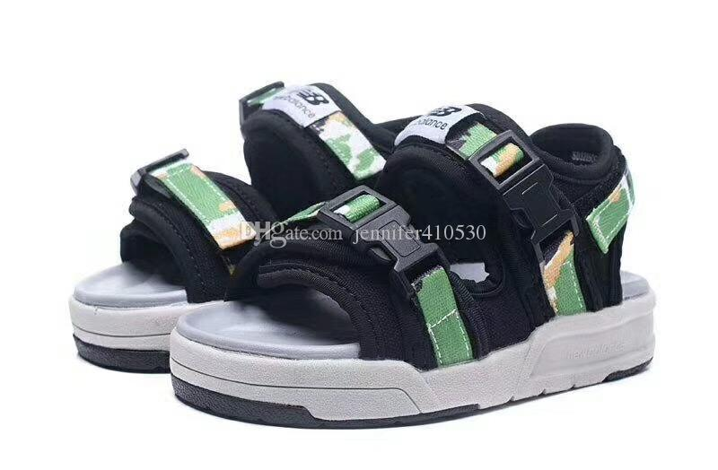 dd67888bb Boys Sandals Summer Sneakers Kids ShoesBrand Boys Beach Sandals ...