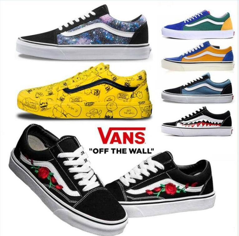 fb3377fa85 Fashion Luxury Designer Women White Shoes Mens Sports Casual Shoes Vans Off  Chaussures Red Bottoms Sneakers 2018 Drg 36-44 Online with  43.12 Pair on  ...