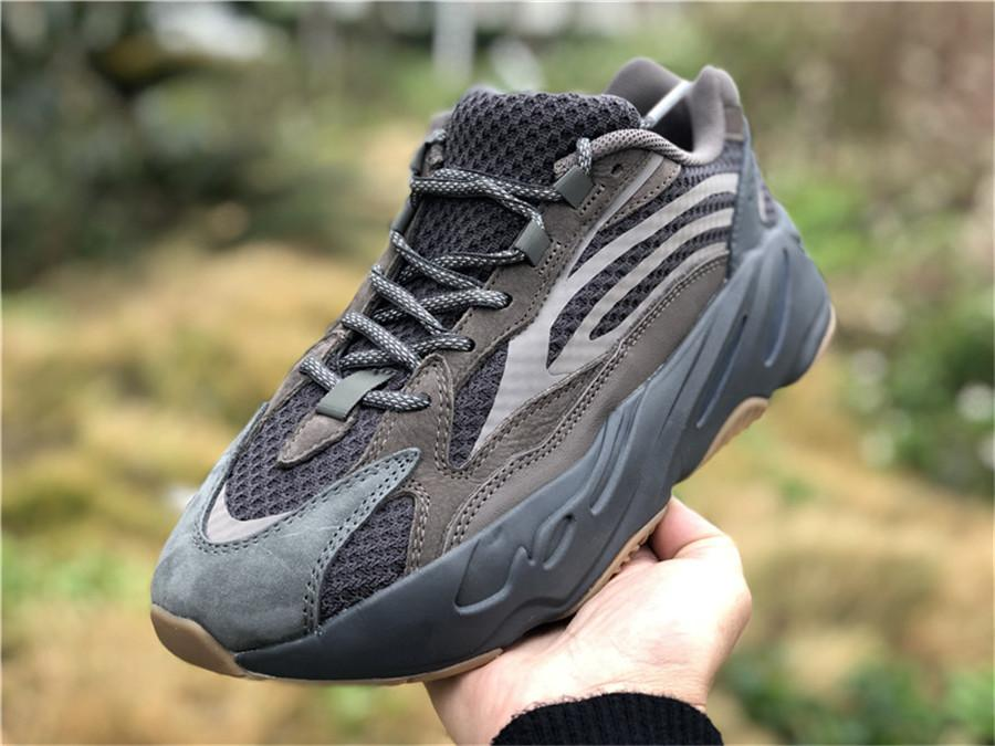 8e58d125bda5c 2019 2019 New Authentic Wave Runner 700 V2 Geode Kanye West EG6860 Running  Shoes Man Sneakers Basf Mauve Static Inertia With Origianl Box 36 47 From  Mics