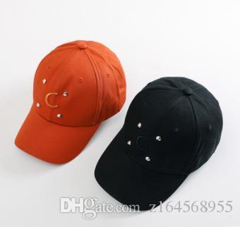 90cf5d72 Fashion Clinch Bolt Baseball Cap Street Hip Hop Hat New Kind Of Hot Selling  Duck Tongue Hat Couple'S Sunhat Cool Caps Flat Brim Hats From Z164568955,  ...