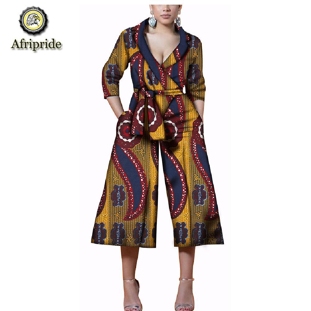 1f9d0de48e Ankara Jumpsuit For Plus Size Ladies   Saddha