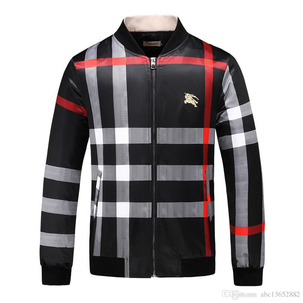 3f767b403003 Men S Outerwear NEW 2018 19 Medusa Jacket Italy Luxury BRAND Hoodies ...