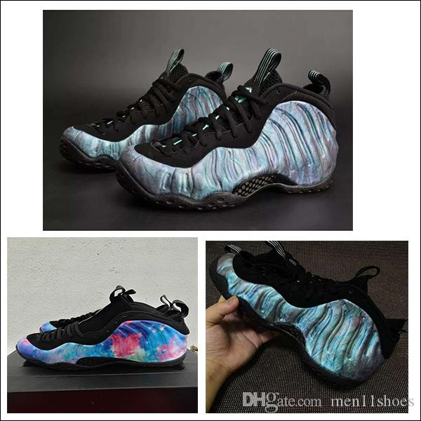 0e0b273370f New Alternate Galaxy Penny Hardaway Big Bang Men One Abalone casual Shoes  Multicolor Blue Pink casual shoes With Box size 7-13