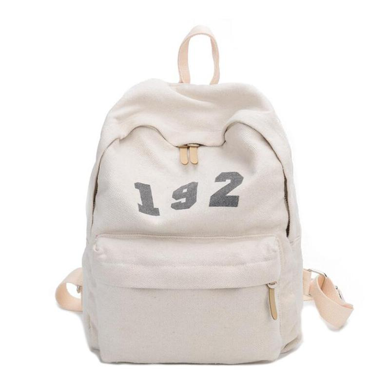 03b1f1dbf 2019 NEW Girl Backpack For School Bag Fashion Letter Printing Leisure  Canvas Backpack Kids Bag Kindergarten School Bags For Baby Laptop Bags  Messenger Bags ...