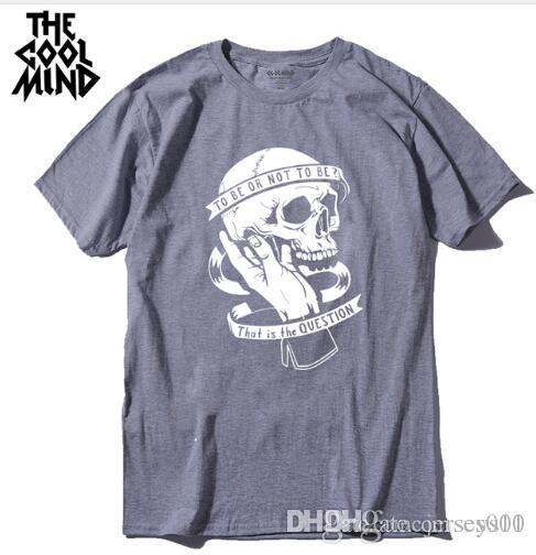 322da29f01d 2019 Mens Designer T Shirts New Baba Yaga Funny T Shirt Men Moive Lovers  Printing Mens Clothing Cotton Summer Black White Tee Shirt Great Tee Shirts  Cool ...