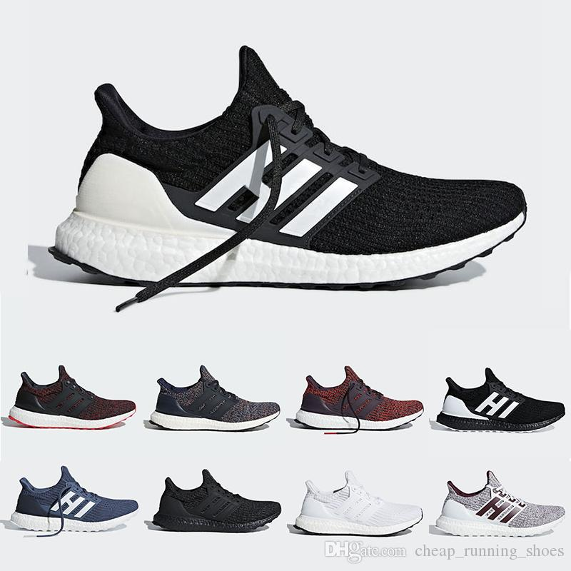 4a636d6230b Show Your Stripes Burgundy Orca Ultra Boost 4.0 Running Shoes Candy ...