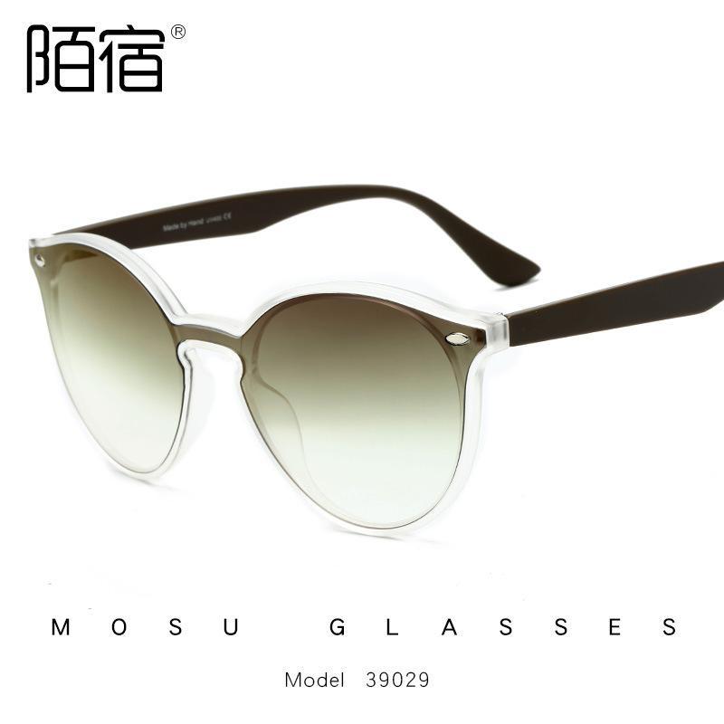 bd4f9fd30cbc 2019 Retro Luxury Round Sunglasses Women Men Brand Designer Rice Nail  Female Sun Glasses Vintage Women S Glasses UV400 Discount Sunglasses Sports  Sunglasses ...