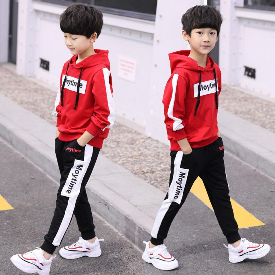 Boys Clothing Sets Kids Clothes Children Clothing Boys Clothes Suits Costume For Kids Sport Suit Sports Suit For Boy 4-14 Years