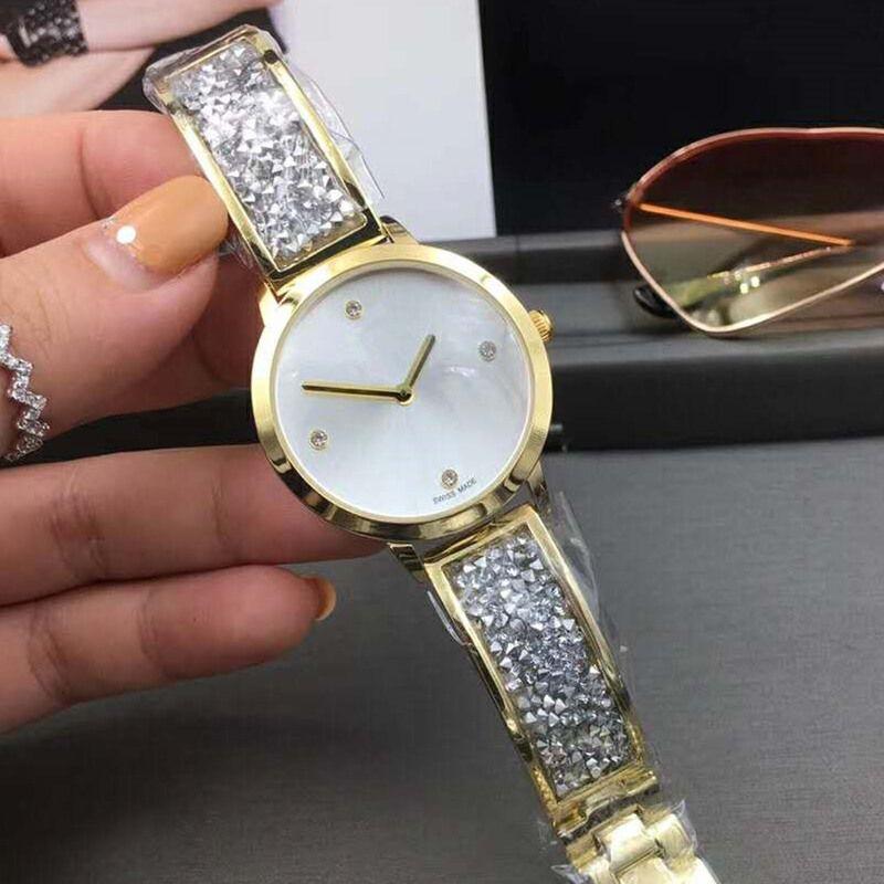 a63ed4fb 2019 New Model Fashion Luxury Women Watch With Diamond Rose Gold Special  Design Relojes De Marca Mujer Lady Dress Watch Quartz free shipping