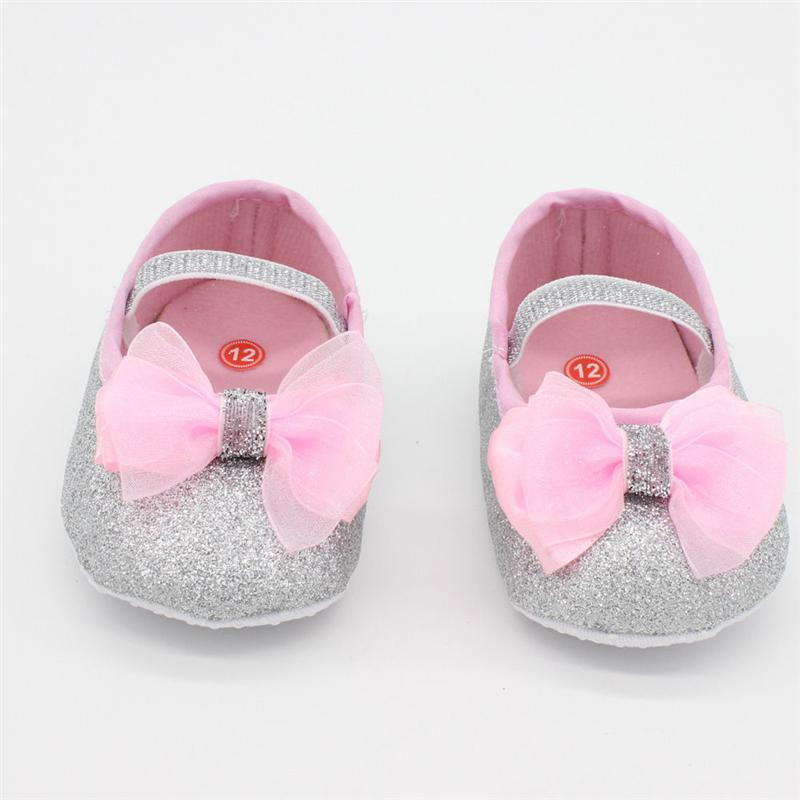 Toddler Infant Moccasin Baby Boy Girl Baby Shoes 2018 New Arrival Bow Fringe Soft Soled Non-slip Footwear Bebes Crib Shoes 0-18M