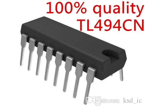 Video Games Replacement Parts & Accessories 10pcs Tl494cn Dip16 Tl494c Dip Tl494 New And Original Ic